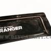 กันสาดประตู สีดำ All New Ranger 4Dr