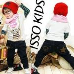 ยีนส์Isso Kids