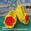 รองเท้าเด็ก #77-005 ขนาด 8ซม. thumbnail 3