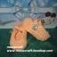 รองเท้าเด็ก #77-007 ขนาด 7.5ซม. thumbnail 1