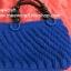 กระเป๋าถือเชือกร่ม รหัสPB011 ก้นกระเป๋า 9x24ซม. สูง 20ซม. thumbnail 3