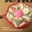 """กระเป๋าสตางค์ 6 แฉกแบบ 2 สี ขนาด 3.7"""" #099-074 thumbnail 4"""