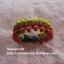 """สร้อยข้อมือเชือกร่มลูกปัด #BRR033 size 7"""" thumbnail 2"""