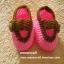 รองเท้าเด็ก #77-003 ขนาด 8.5ซม. thumbnail 3