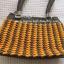 กระเป๋าถือเชือกร่ม รหัสPB024 ก้นกระเป๋า 8x26ซม. สูง 21ซม. thumbnail 3