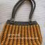 กระเป๋าถือเชือกร่ม รหัสPB024 ก้นกระเป๋า 8x26ซม. สูง 21ซม. thumbnail 4