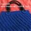 กระเป๋าถือเชือกร่ม รหัสPB011 ก้นกระเป๋า 9x24ซม. สูง 20ซม. thumbnail 4