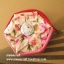"""กระเป๋าสตางค์ 6 แฉกแบบ 2 สี ขนาด 3.7"""" #099-079 thumbnail 1"""