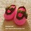 รองเท้าเด็ก #77-003 ขนาด 8.5ซม. thumbnail 2