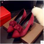 รองเท้าคัทชูผู้หญิง มีไซต์ 33-41