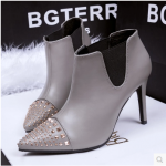 รองเท้าบูทแฟชั่นผู้หญิง 35-39 BUY NOW!!