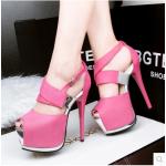 รองเท้าส้นสูง มีไซต์ 34-39