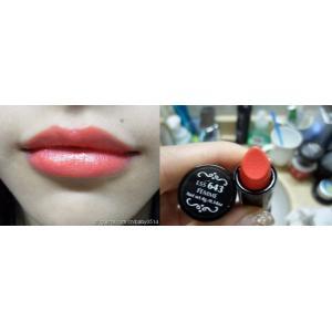 พร้อมส่ง NYX New Round Lipstick สี Femme (ส้ม)