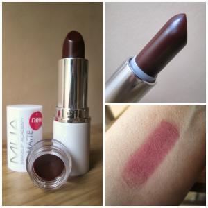 พร้อมส่ง MUA Matte Lipstick สี  WIld Berry  (เบอรี่)