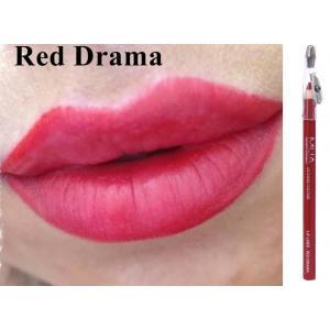 พร้อมส่ง MUA Lipliner สี Red Drama