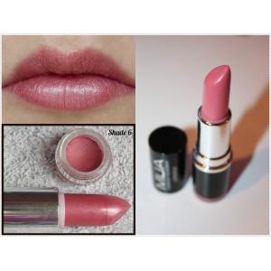 พร้อมส่ง MUA  Lipstick shade 6