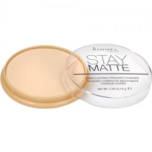 พร้อมส่ง Rimmel Stay Matte Pressed Powder - Transparent