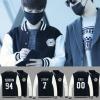 เสื้อเบสบอล Exo overdose งานเกรด A เมมเบอร์