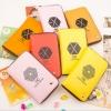 กระเป๋าสตางค์หนัง EXO XOXO