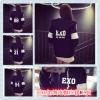 เสื้อกันหนาว Exo weare one มีซิป
