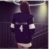เสื้อกันหนาว Exo Baekhyun มีซิป
