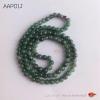 AAP01J หยกเนื้อดี ขนาด4มิลเขียวสวยสีธรรมชาติหยกพม่าแท้