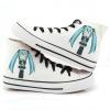 รองเท้า Hatsune miku 1