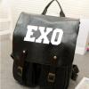 Preorder กระเป๋าเป้ Exo Puหนัง