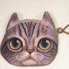 พร้อมส่ง กระเป๋าสตางค์น้องแมวน่ารักสุดๆ ลาย1