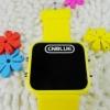 นาฬิกาข้อมือ LED Cn blue no.1