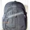 กระเป๋า notebook สะพายหลัง สีดำ KP004