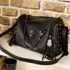 กระเป๋าสะพาย สีดำ-Xiaocai