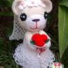 ตุ๊กตาหมีคู่รัก : Europe 1 (Pre-order)