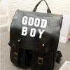 Preorder กระเป๋าเป้ Bigbanf Good boy Puหนัง