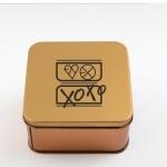 กล่องเหล็ก EXO xoxo 【TH061】