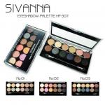 sivanna eye shadows 12 สี
