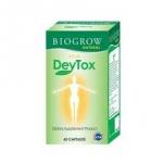 Biogrow DeyTox Srim (ดีท็อกซ์ สริม) 60 แคปซูล นวัตกรรมใหม่แห่งการล้างพิษ