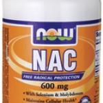 Now Foods NAC N-Acetyl Cysteine 600 mg (USA) 250 Vcaps ช่วยให้ผิวขาว กระจ่างใส สำหรับผู้ที่ทานกลูต้าไธโอนแล้วไม่ได้ผล สำเนา