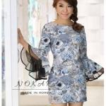 เดรสสไตล์แบรนด์ COMES SS14..Aral Dress..