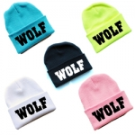 หมวก HOOD WOLF