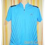 เสื้อกีฬา adidas สีฟ้าเข้ม Sunshine