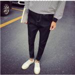 กางเกงยีนส์ขายาว M-3XL*วัดไซต์ให้แน่ใจก่อนสั่ง*