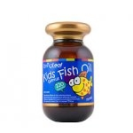 Springleaf Kids Fish Oil Genius 750 mg 120 Capsules อุดมไปด้วย Omega 3 มีส่วนช่วยในการเจริญเติบโต บำรุงสมองของลูกรักให้ชาญฉลาดและสุขภาพดี