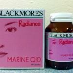 Blackmores Radiance Marine Q10 60 เม็ด อาหารเสริม สารสกัดจากธรรมชาติเเละแร่ธาตุ เพื่อบำรุงผิวพรรณ ช่วยให้ ผิวขาว ผ่องใส สำเนา