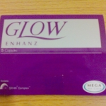 Glow Enhanz 30 แคปซูล + ตัวแถม 5 แคปซูล เพื่อผิวขาว กระจ่างใส เนียนนุ่ม... สำเนา