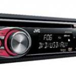 DVD JVC KD DV-5606