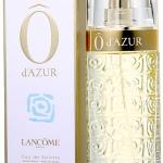 น้ำหอม Lancome O d`Azur Lancome for Women EDT 125ml พร้อมกล่อง