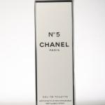 น้ำหอม Chanel No. 5 Edt 100ml Rechargeable พร้อมกล่องซีล