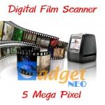 (พร้อมส่ง) เครื่องสแกนฟิล์ม 5MP Digital Film Scanner ฟิล์มเนกาทีฟ ฟิล์มสไลด์ (พร้อมส่ง)
