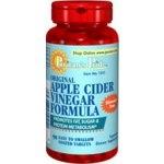 Puritan Apple Cider Vinegar Formula 90 เม็ด (USA) ช่วยเร่งเผาผลาญน้ำตาล ลดความอยากอาหาร และช่วยให้อิ่ม เหมาะสำหรับคนชอบทานแป้ง ของหวาน หรือทานจุกจิก
